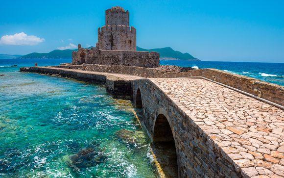La costa sur de Grecia te espera