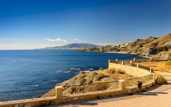 España Almería - Hotel Adaria Vera 4* desde 94,00 €