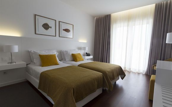 Hotel Vila d'Óbidos 4*