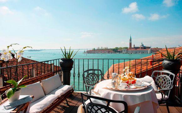Italia Venecia - Hotel Metropole 5* desde 107,00 €
