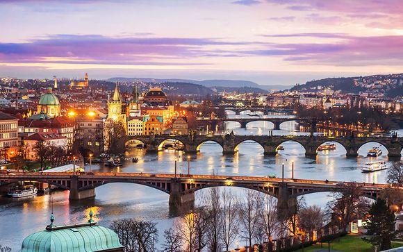 República Checa Praga - Hotel Golden Key 4* desde 88,00 €