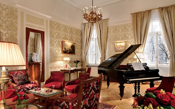 Rusia San Petersburgo - Belmond Grand Hotel Europe 5* desde 279,00 €