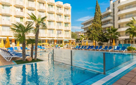 GHT Oasis Tossa & Spa 4*