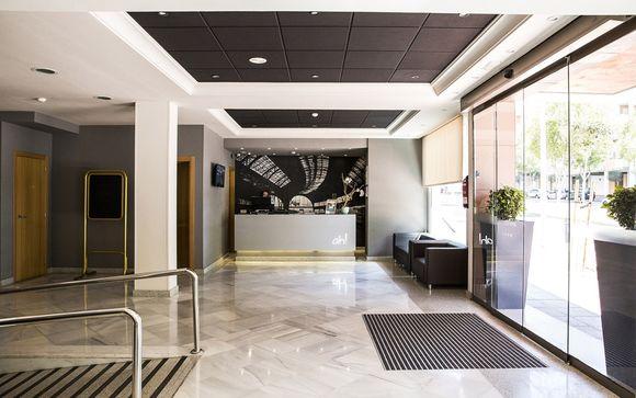 Hotel Avenida Almería 4*