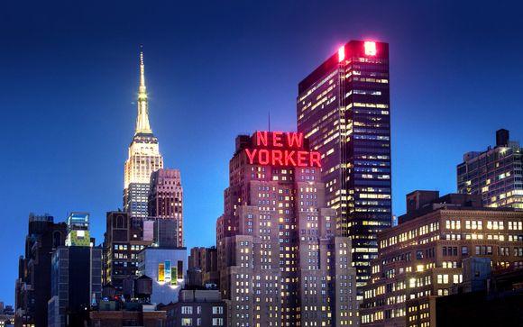 Wyndham New Yorker Hotel 4*