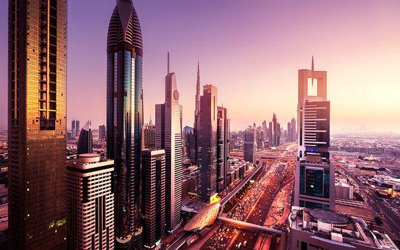 Puente de Diciembre en Dubái en 4* o 5*