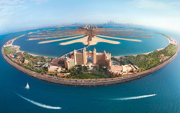 Emiratos Árabes Unidos Dubái - Atlantis The Palm 5* desde 998,00 €