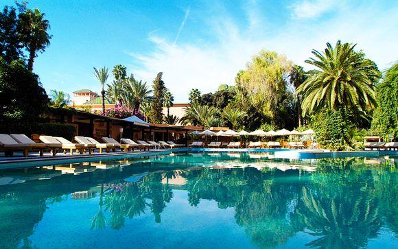 Es Saadi Marrakech Resort - Hotel 5*