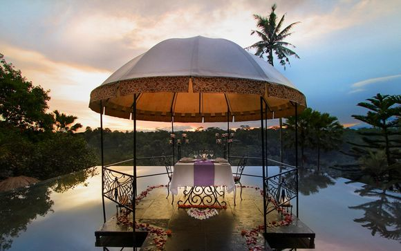 Indonesia Jimbaran - Jungle Retreat Ubud 5* y Kupu Kupu Jimbaran 5* desde 1.211,00 €