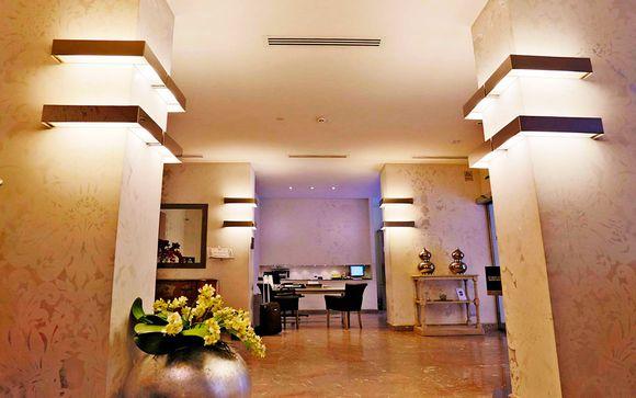 Tus hoteles de 4* en el área de Palermo