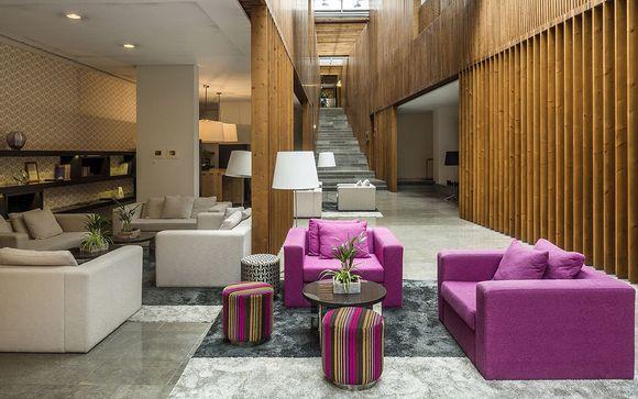 Hotel boutique sostenible en una ubicación privilegiada