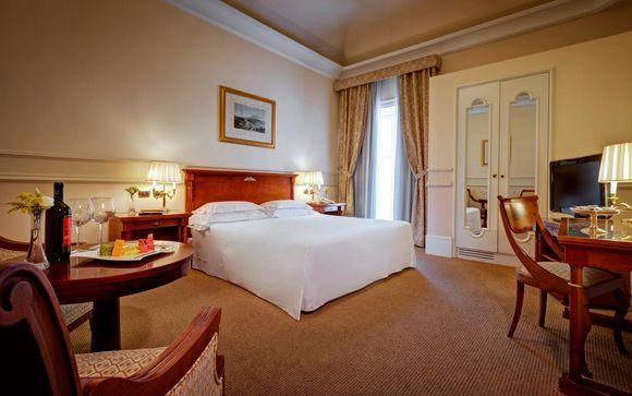 Grand Hotel Et des Palmes 4*