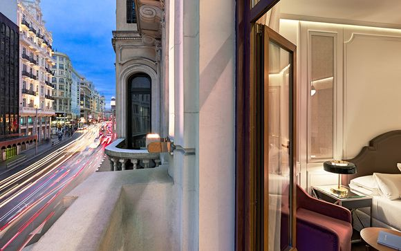 España Madrid - H10 Villa de la Reina Boutique Hotel 4* desde 63,00 €