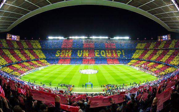Siente de nuevo la pasión del fútbol