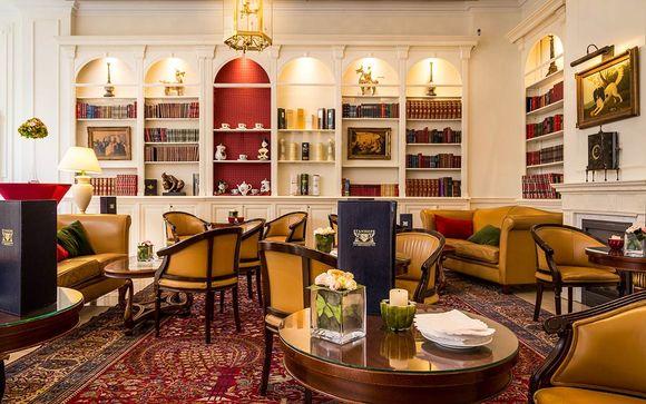 Stanhope Hotel 5* y Grand Hotel Casselbergh 4*