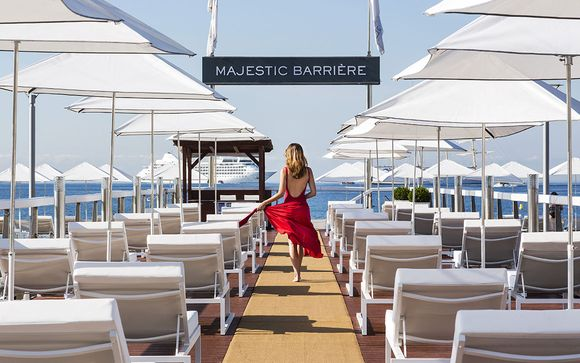 Francia Cannes - Hotel Barrière Le Majestic 5* desde 89,00 €