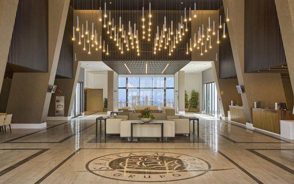 Benidorm - Grand Luxor Hotel Sup 4*