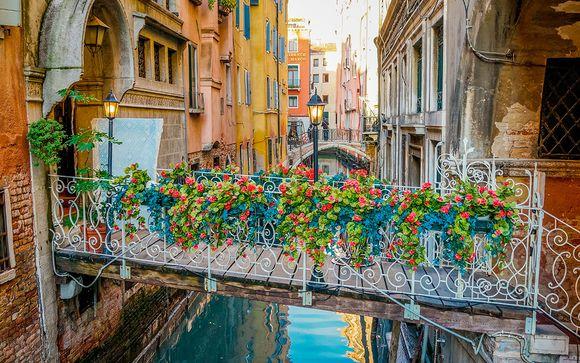 Escapada romántica con visita a la isla de Murano