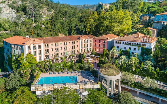 Le Grand Hôtel Molitg 4*