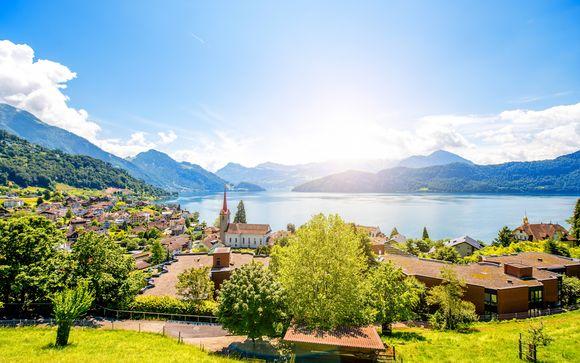 Suiza, Selva Negra y Chamonix