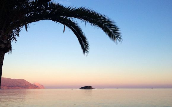 Altea - Hotel Cap Negret 4*