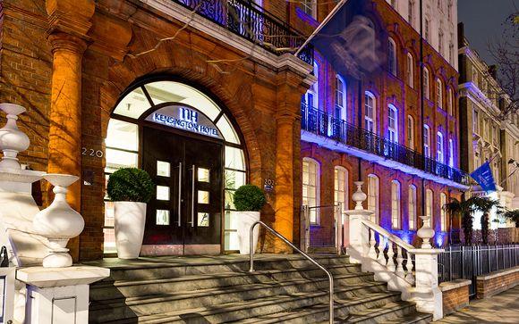 Confortable hotel a 15 minutos de Hyde Park