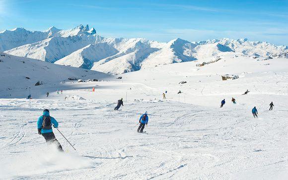 Los Alpes te esperan