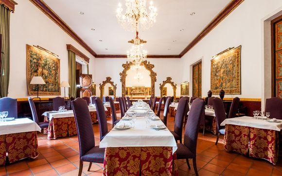 Teruel - Hospedería Palacio Iglesuela del Cid 4*