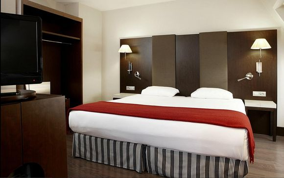NH Hotel Brussels Louise 4*