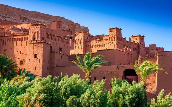 Colores de Marruecos en 4x4