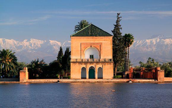 Marrakech y el desierto te esperan