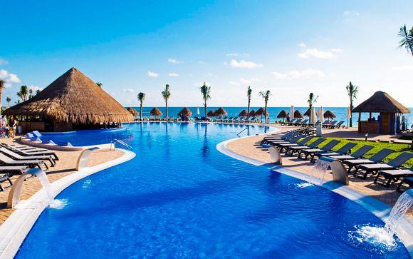 México Riviera Maya - Ocean Coral &amp Turquesa All Inclusive 5* by H10 desde 994,00 €