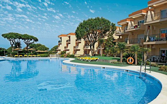 España Cádiz - Aparthotel Las Dunas 4* desde 101,00 €