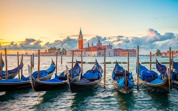 Italia Venecia - Hotel Amadeus 4* desde 150,00 €