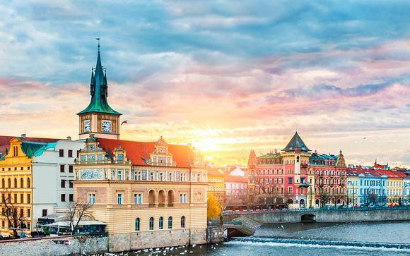 Romanticismo y diseño en la capital checa