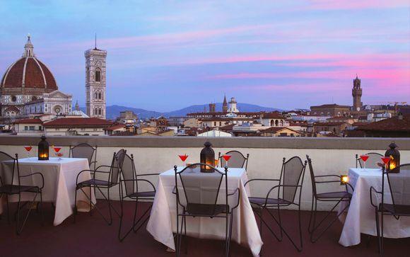 Italia Florencia - B4 Astoria Firenze 4* desde 113,00 €