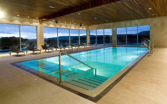 España Quintanilla de Onésimo - Hotel &amp Spa Arzuaga 5* desde 138,00 €