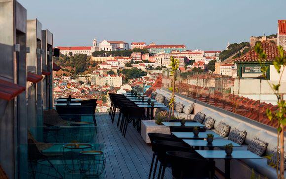 Portugal Lisboa - The Lumiares Hotel &amp SPA 5* desde 141,00 €