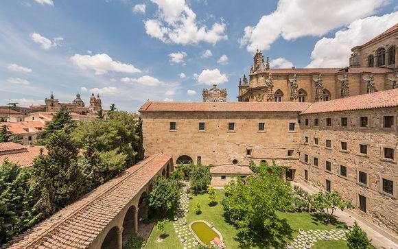 Salamanca - Hospes Palacio de San Esteban 5*