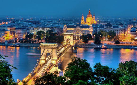 A orillas del Danubio en una Suite
