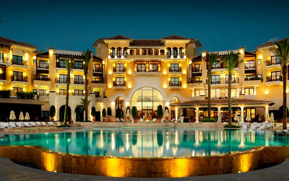 España Murcia - Intercontinental Mar Menor Golf Resort &amp Spa 5* desde 149,00 €