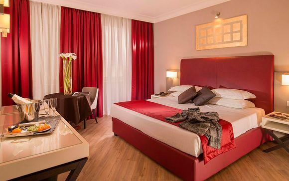 Italia Roma - Ludovisi Palace Hotel 4* desde 40,00 €