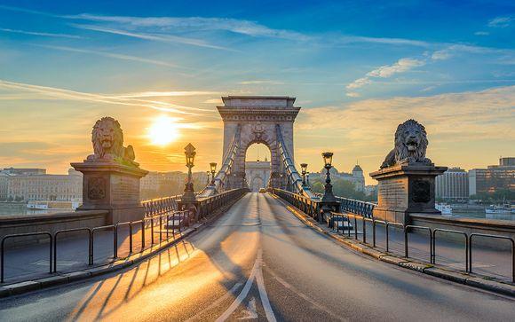 Hungría Budapest - Opera Garden Hotel & Apartments 4* desde 55,00 €
