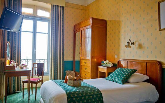 Hotel du Soleil Le Terminus 4*