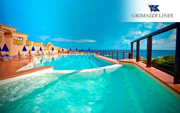 Italia Trinità d'Agultu - Hotel Costa Paradiso 4* desde 81,00 €