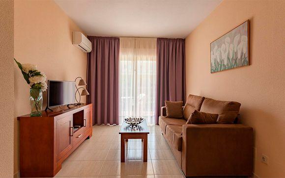 Aparthotel Las Dunas 4*