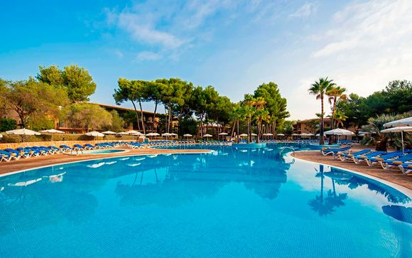 Mallorca: Can Picafort - Fergus Club Vell Mari 4*