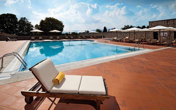 Italia Calvagese della Riviera - Palazzo Arzaga Hotel Spa & Golf Resort 5* desde 76,00 €