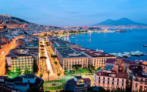 Italia Nápoles - Hotel Naples 4* desde 44,00 €