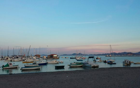 El Mar Menor te espera